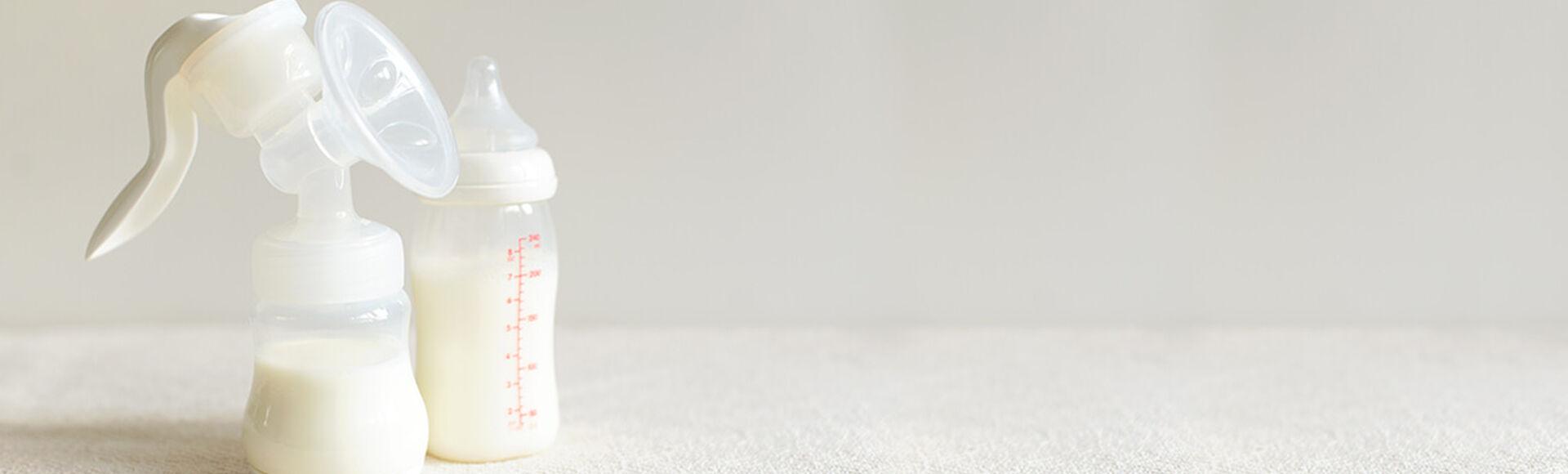 Extraer tu leche será más sencillo con estos consejos    Más Abrazos by Huggies