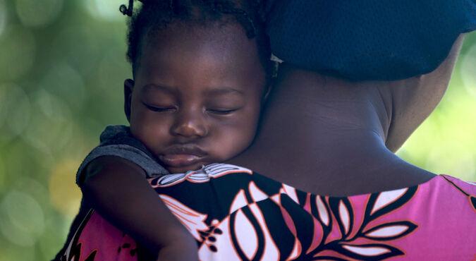 Hábitos de sueño del recién nacido