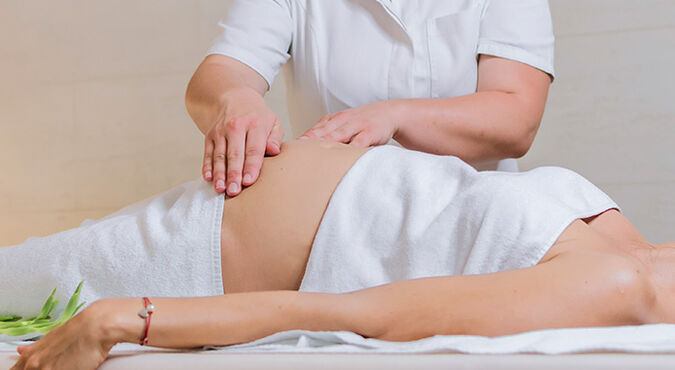 Cuidados en los masajes para tu pancita | Más Abrazos by Huggies