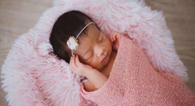 Los bebés se mueves mucho durante el sueño