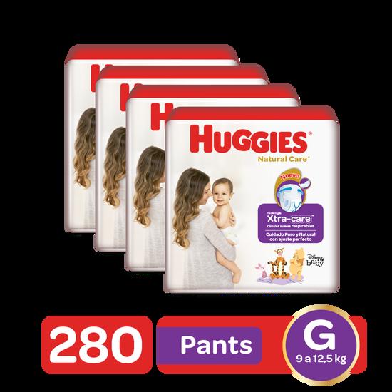 Combo Pants Natural Care Etapa 3, 280uds
