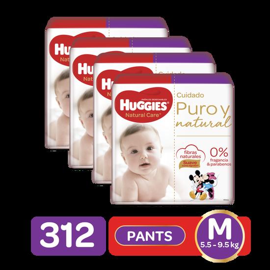 Combo Pants Natural Care Etapa 2, 312uds