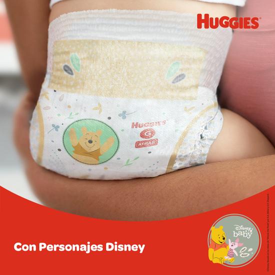 Pants Huggies Natural Care Etapa 5/XXG, 56uds