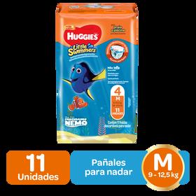 Pañales para el agua Huggies Little Swimmers Etapa 3/G, 10 Uds