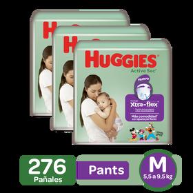 Combo Pants Active Sec Etapa 2, 276uds